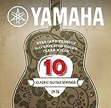 Yamaha CN 10 - Corde per chitarra classica, in nylon, tensione standard