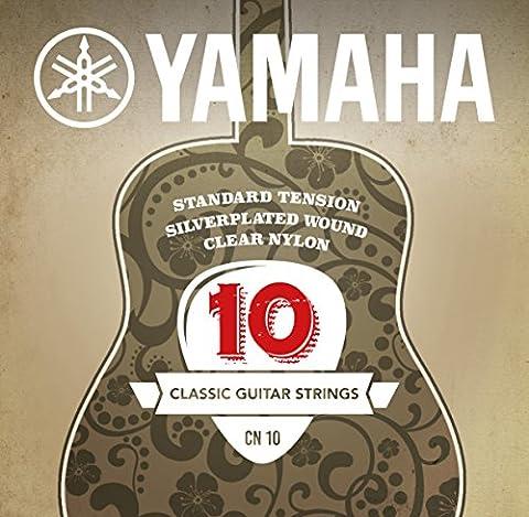 Guitares Classiques - Yamaha - CN10 - Cordes pour Guitare