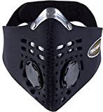 Respro Techno Mask - Máscara, tamaño M, color negro