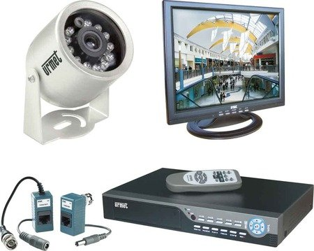 Grothe CCTV Video Kit SET PV01-2