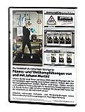 36 Übungen mit der Kettlebell: Die DVD mit Johann Martin -