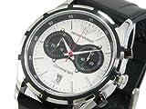 Diesel bracelet de montre DZ7338 Cuir Blanc crème / Beige 22mm (SEULEMENT LE BRACELET DE MONTRE - MONTRE NON INCLUE!)