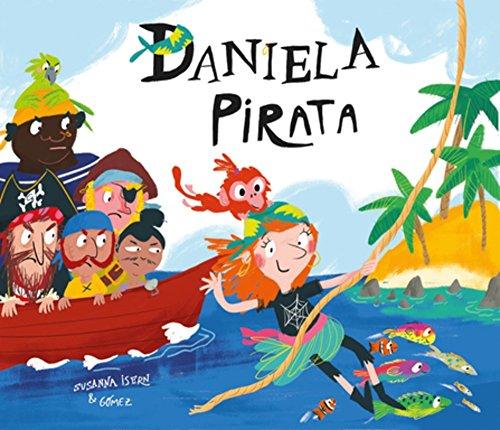 Daniela pirata (Egalite) por Susanna Isern