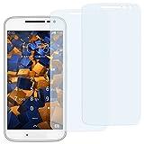 2 x mumbi Displayschutzfolie für Motorola Moto G4 Schutzfolie