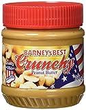 Barney's Best Peanut Butter crunchy, 350 g
