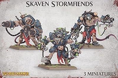 Warhammer-Skaven Stormfiends