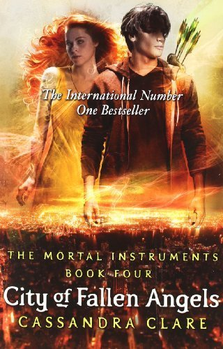 City of Fallen Angels (The Mortal Instruments. Book 4) by Clare. Cassandra ( 2011 ) Paperback