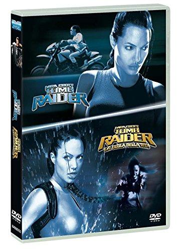 tomb raider (box 2 dvd)