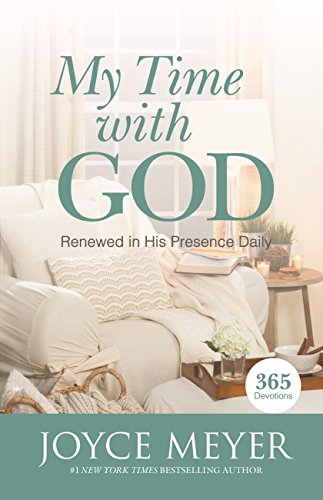 My Time with God: 365 Daily Devotions (English Edition)