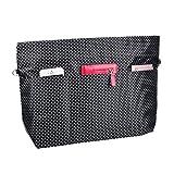 VANCORE Taschenorganizer Innentaschen für Handtaschen, Wasserdicht Nylon, Mittel