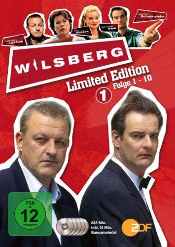 Limited Edition, Vol. 1: Folge 1-10 (5 DVDs)
