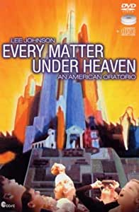 Lee Johnson - Every Matter Under Heaven (Russian No) [+ CD] [Import anglais]