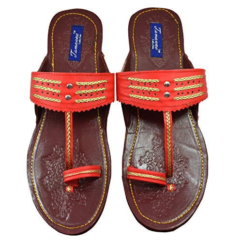 Tamanna Kolhapuri Red Color Chappal For Women, chappals for girls, girls chappals, chappals for women, women chappals, women footwear, juti for girls,footwear for women, chappals for women, casual chappals, chappals for girls, women's chappals, girl chappals, heels for girls, woman footwear, chappals girls, casual chappals for women, woman chappals, chapal for women, chappals women, sandal for girls  available at amazon for Rs.299