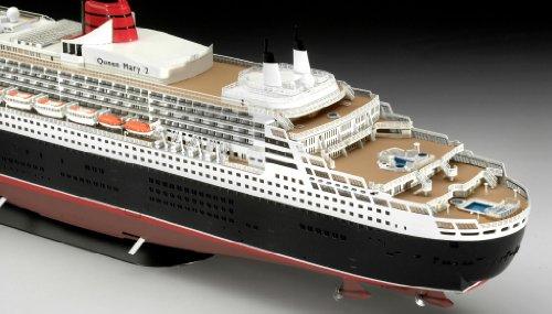 Imagen 4 de Revell 5223 - Maqueta del barco Queen Mary 2