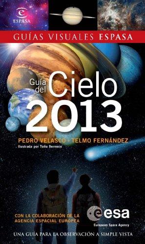 Guía del cielo 2013 (FUERA DE COLECCIÓN Y ONE SHOT) por Telmo Fernández
