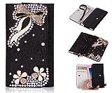 ZeWoo PU Leder Brieftasche - XT027 / (5#) Gold und Weiß