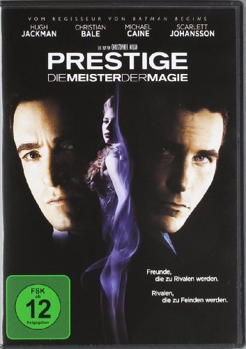Bild von Prestige - Die Meister der Magie