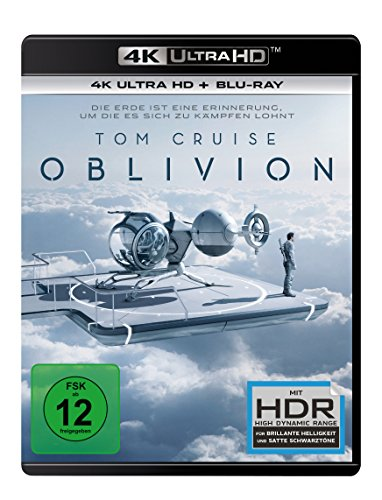 Oblivion - Ultra HD Blu-ray [4k + Blu-ray Disc]