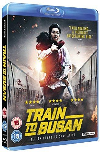 Train To Busan [Edizione: Regno Unito] [Italia] [Blu-ray]