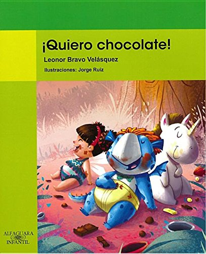 Quiero Chocolate! (Verde / Green)