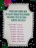 IKEA Adventskalender – der kultige Weihnachtskalender mit Ikea-Gutscheinkarten und feinsten Pralinen - 5
