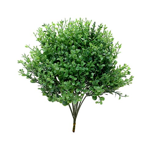 Mini- Buchsbaum Pick Kunststoff, Bux, 10 Pick / TOP PREIS !!!