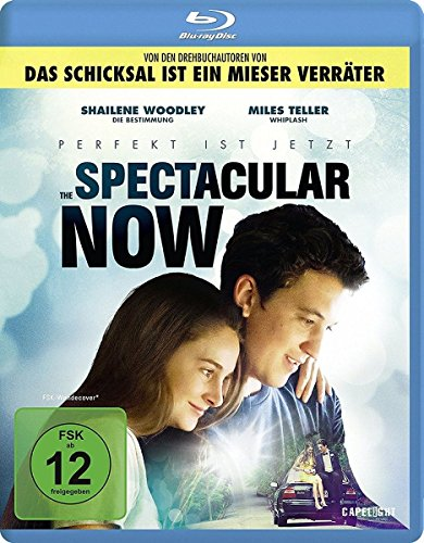 The Spectacular Now - Perfekt ist jetzt [Blu-ray]