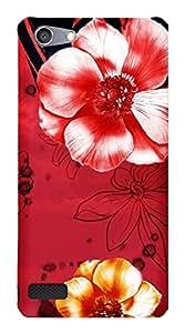 TrilMil Printed Designer Mobile Case Back Cover For Oppo Neo 7