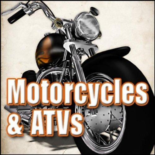 Motorcycle, Motocross - 450 Cc 4 Stroke: Jump: Landing, Heavy Revs, Motorcycles & Scooters - 450 Landing