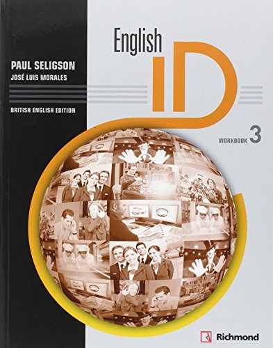 ENGLISH ID BRITANICO 3 WORKBOOK - 9788466821964