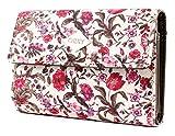 Oilily Damen Vivid Purse Mh10f Geldbörse, Pink (Fuchsia), 1x10x14 cm