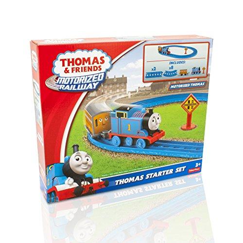 Fisher-Price Thomas & Friends Motorized Railway Starter Set