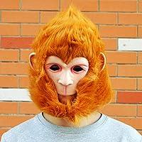 Yukun Máscara Los Animales de Halloween realizan atrezzo Las Partes Deben Tener Baile Divertido en el Club Nocturno Máscaras Decorativas de látex.