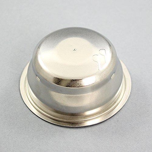 Filtro para cafetera de 2 tazas De'Longhi (EC680, EC820, EC850, EC860, ECO311, ECZ351) - Cód....