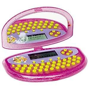 Lansay - Ordinateur pour enfant - Mon agenda électronique Winx Club