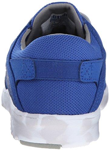 Etnies  SCOUT, Chaussures de Skateboard homme Bleu - Blau (436/BLUE/GREY/WHITE)
