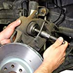 LARS360 22 tlg Universal Bremskolbenrücksteller Kolbenrücksteller Bremsensatz Instandsetzung Werkzeug Set Kolben Wind…