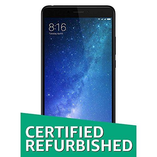 Xiaomi (Certified Refurbished) Mi Max 2 (Black, 64GB)