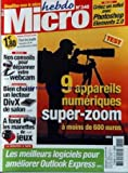 MICRO HEBDO [No 348] du 22/12/2004 - CREEZ UN REFLET AVEC PHOTOSHOP ELEMENTS 2.0 -...