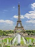 Ravensburger 13643 - Blick auf Den Eiffelturm