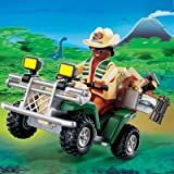 Playmobil 4176 - Forscher-Quad
