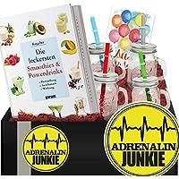 Adrenalinjunkie | Do It Yourself Set Gesundheit | Geschenk für Ihn Geburtstag