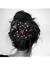Tied Ribbons Hair Bows for Women