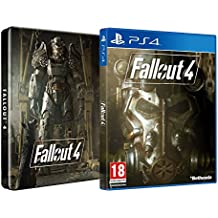 Fallout 4 Steelbook Edition With Postcards PS4 Playstation 4 Game