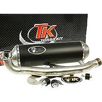 Turbo de escape Kit Gmax 4T para Suzuki Burgman 400i (03 ...