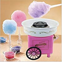 4square Toy Design Vintage Hard and Sugar-Free Cotton Candy Maker Floss Machine