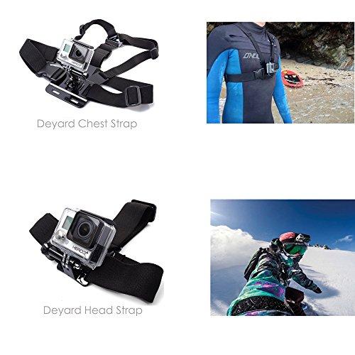 Deyard ZG 645 Premium GoPro Accessories Promo Offer