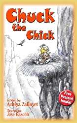 Bedtime Stories: Chuck the Chick (Children's book for age 4-8, Free gift inside)