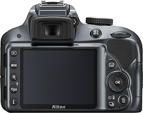 Expert Shield *Lifetime Guarantee* - THE Screen Protector for: Nikon D3200 / D3300 - Anti Glare