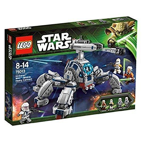 Elbenwald LEGO 75013 Star Wars The Clone Wars Umbaran MHC Bausatz u 4 ()